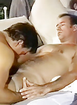 Intense live gay sex with handsome gay bears cole