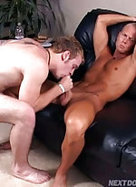 2 men fuck each other nicely